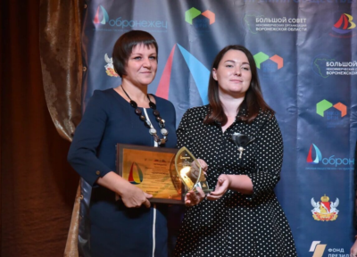 Проект «Навстречу друг другу» лауреат премии ДОБРОНЕЖЕЦ 2020